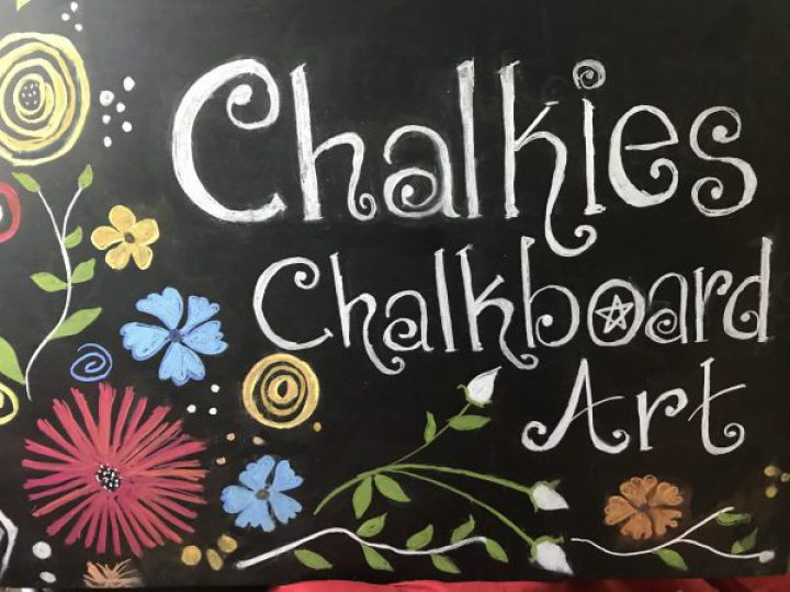 Chalkies Art – Customised Chalkboards